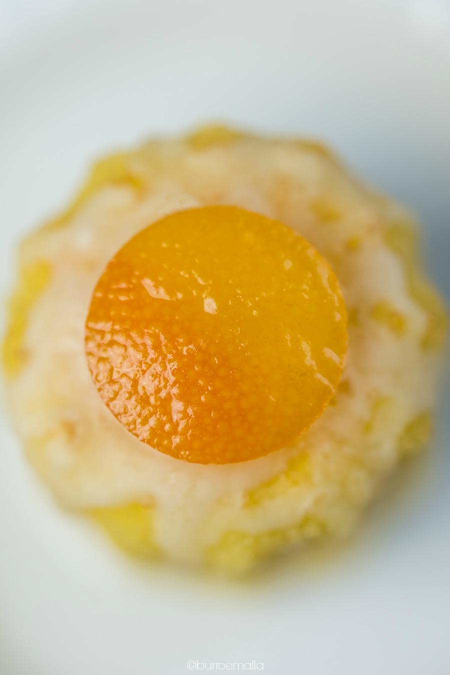 caneles all'arancia