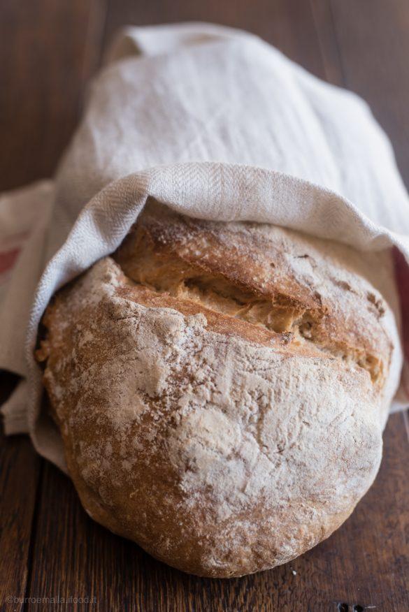 Il pain rustique di Jeffrey Hamelman