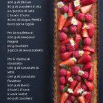 chocolate raspberry tart di ottolenghi foto con ricetta