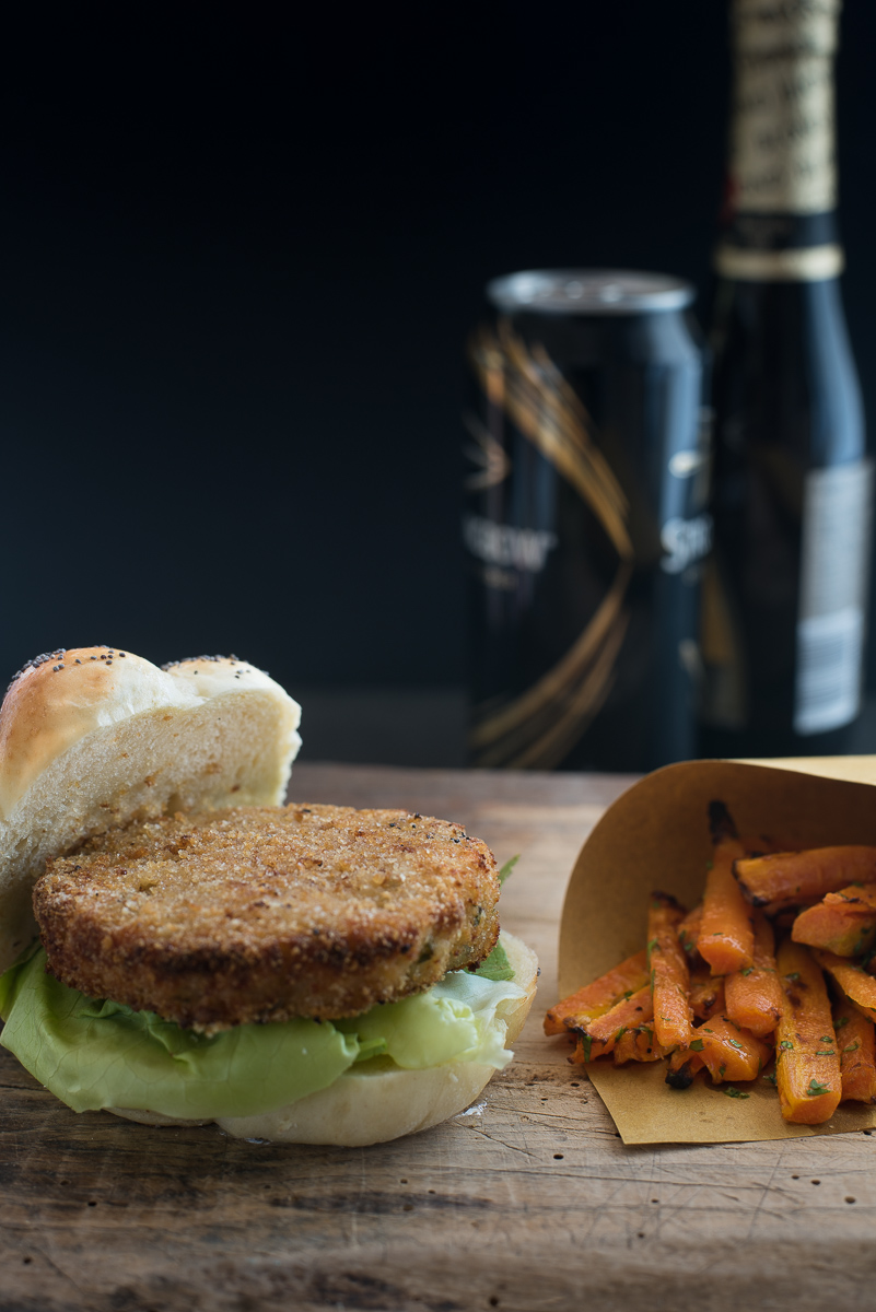 Prawn katsu burger e la storia di Akiko Saito