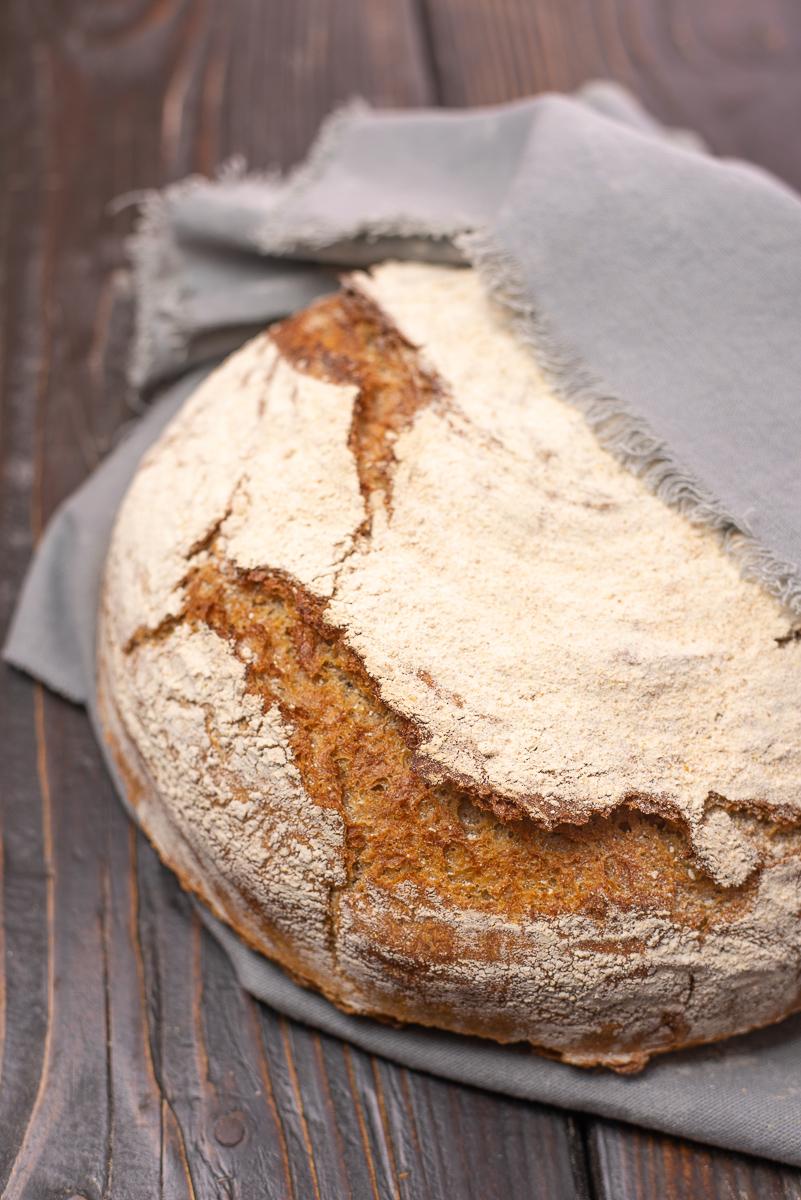 pagnotta di grano antico verna